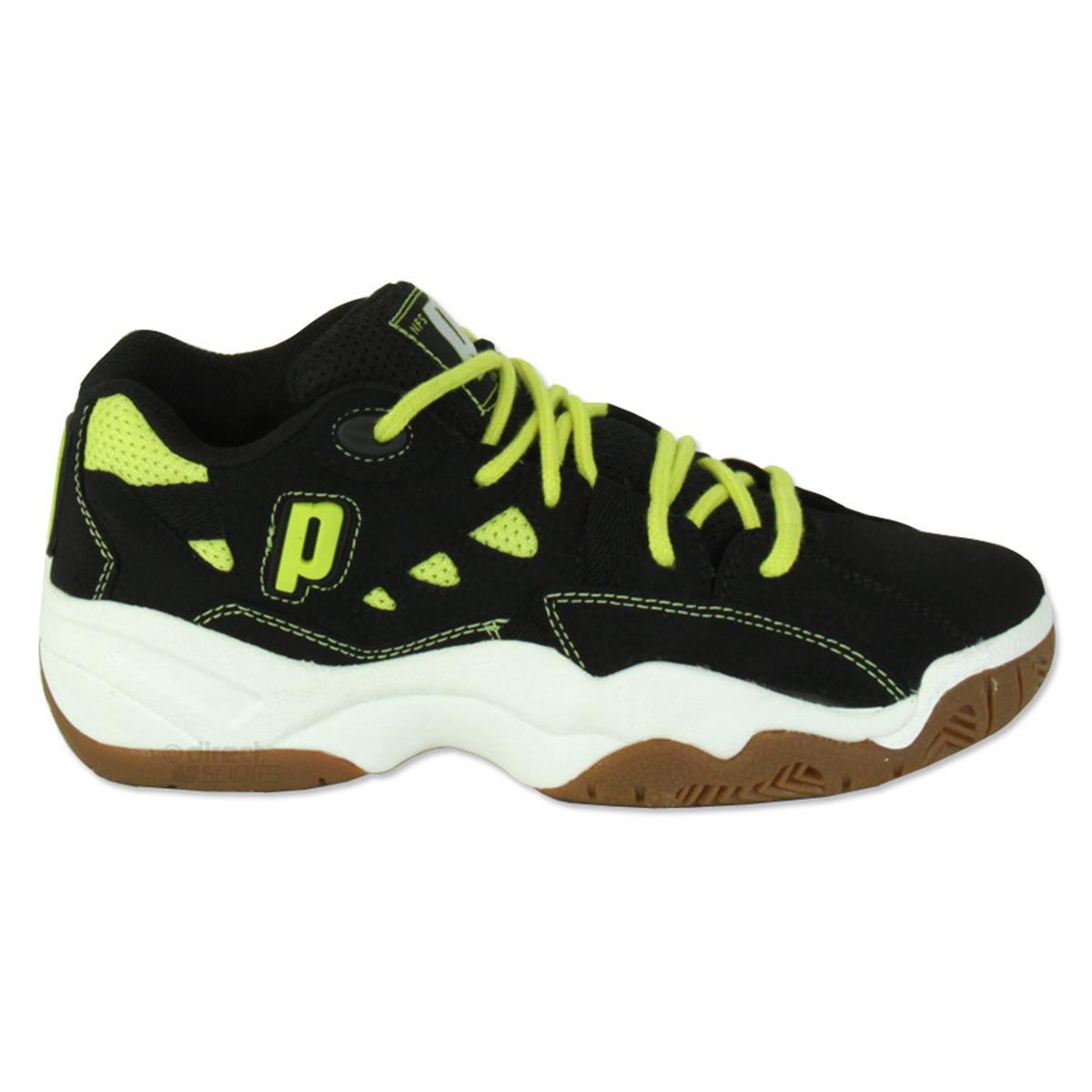 Prince Nfs Indoor Ii   Court Men S Shoes Black White