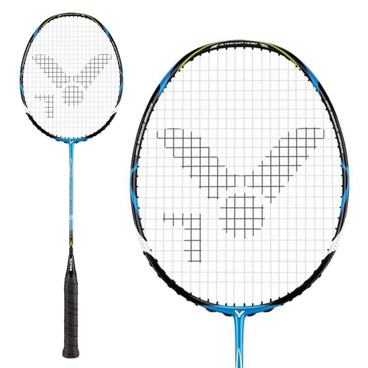Victor Light Fighter 7000 Badminton Racket | Direct Badminton