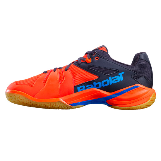 Babolat Shadow Spirit Mens Court Shoes (Black-Red)