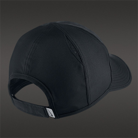 Nike Featherlight Cap (Black)