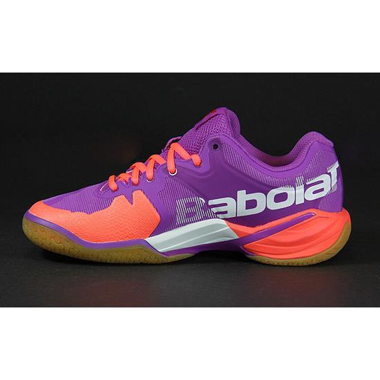 42662afccc0 Babolat Shadow Tour Womens Badminton Shoes (Purple)