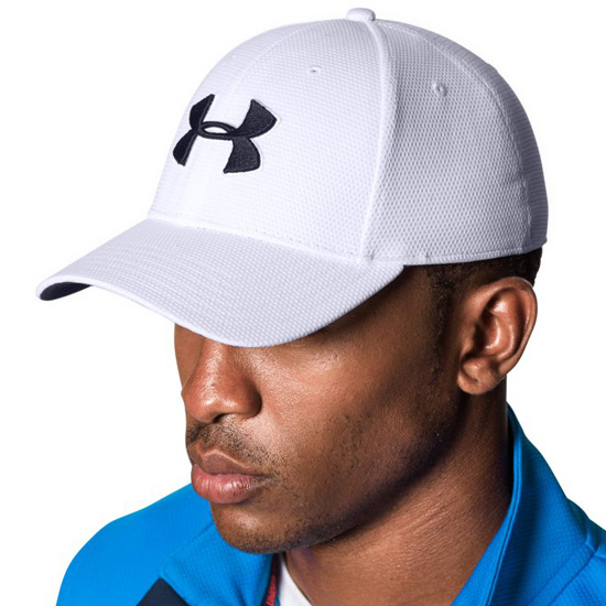 Under Armour Blitzing Cap (White)