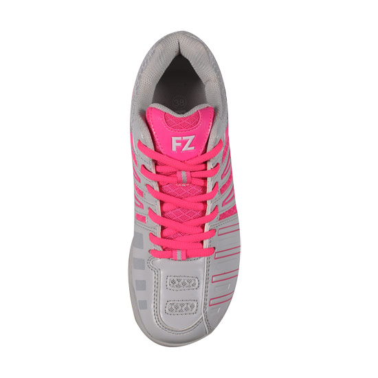 Forza Leander Womens Badminton Shoes (Candy Pink)