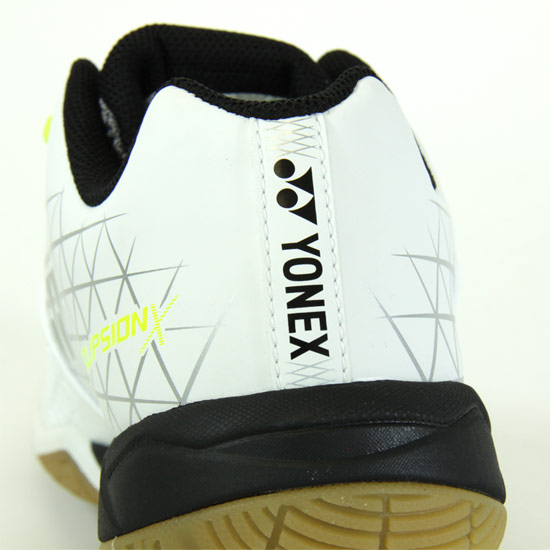 Yonex Power Cushion Eclipsion X Mens Badminton Shoes (Black-White)