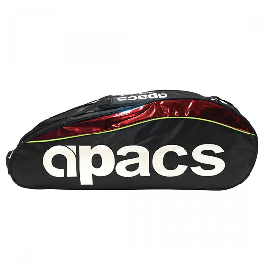 Apacs Double Racket Bag (Red)