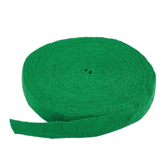 Apacs Towelling Grip Roll (Green)