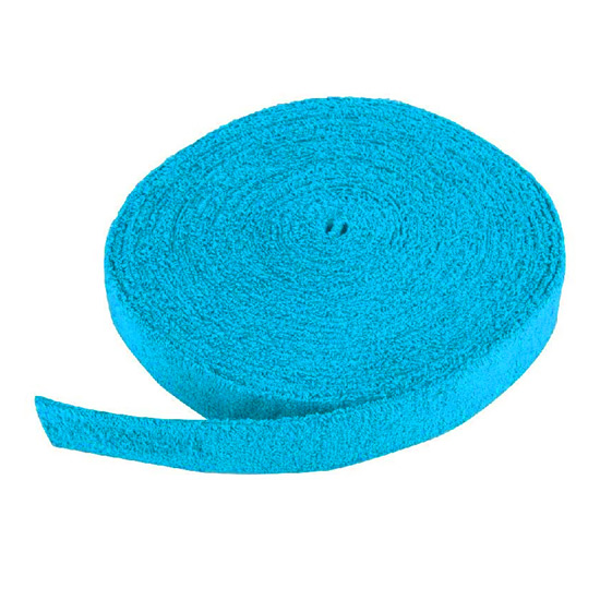 Apacs Towelling Grip Roll (Sky Blue)