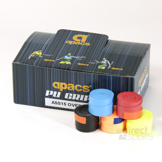 Apacs SS15 Overgrips (Box of 30)
