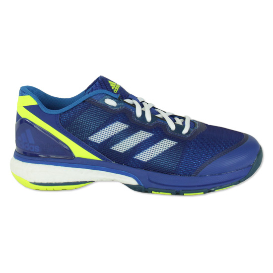 fb809c55e39 adidas adipower Stabil Boost II Mens Court Shoes (Collegiate  Royal-White-Solar)