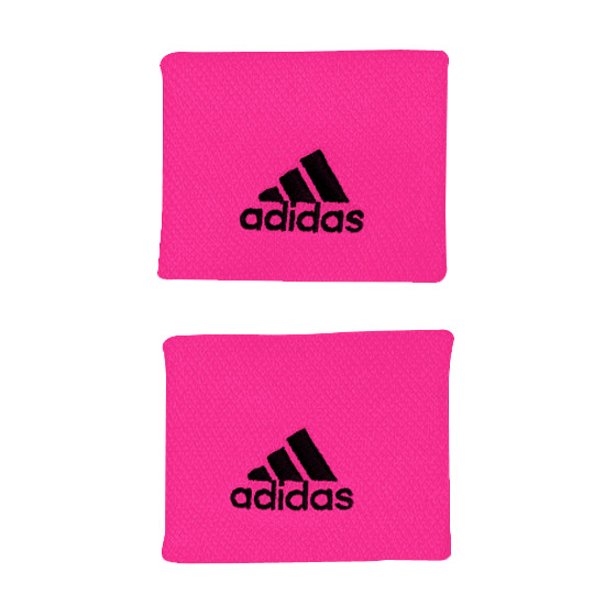 Adidas Wristbands (Shock Pink)