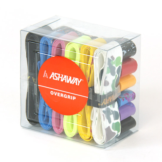 Ashaway Over Grips (Box of 12) Assorted