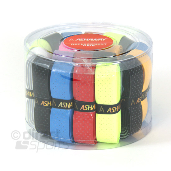 Ashaway Replacement Grips (Box of 20) Assorted
