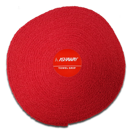 Ashaway Towel Grip Roll (Red)