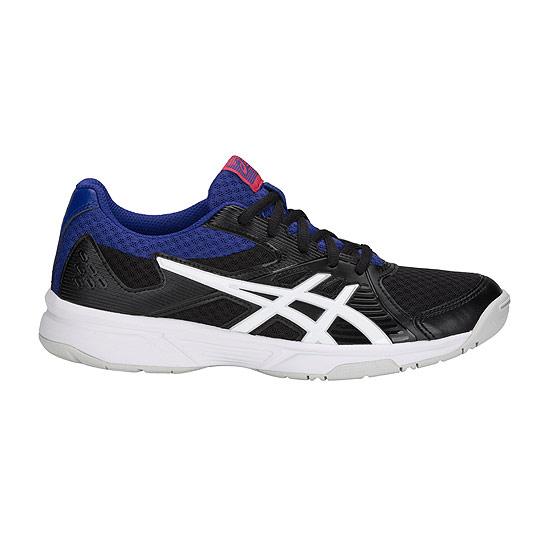 b77814f9d Asics Gel Upcourt 3 Womens Court Shoes (Black-White) | Direct Badminton