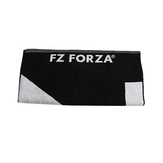 Forza Mick Towel (Black-White)
