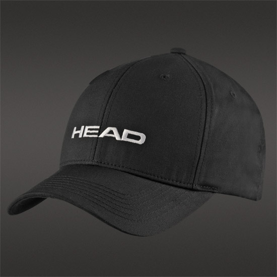 Head Promotion Cap (Black)