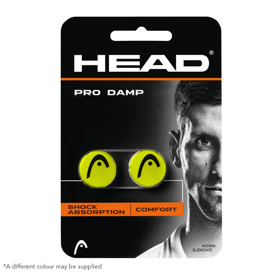 Head Pro Dampner Twin Pack (Assorted)