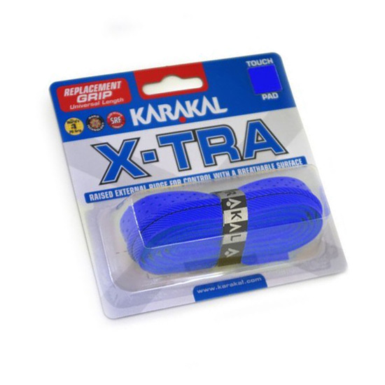 Karakal X-Tra Replacement Grip (Blue)
