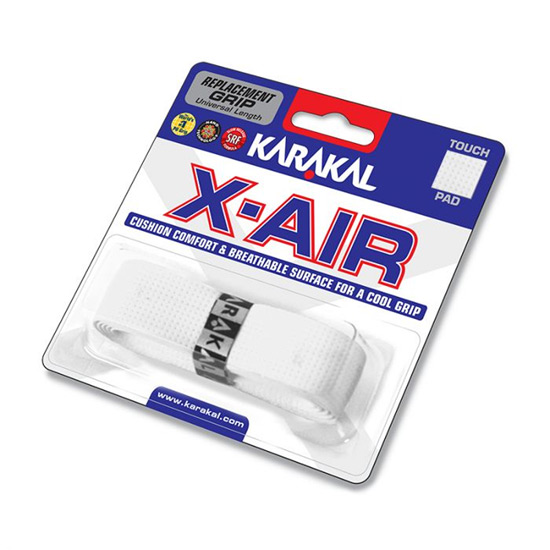 Karakal X-Air Replacement Grip (White)