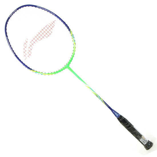 Li-Ning Turbo Force 1000 Badminton Racket (Blue-Green)