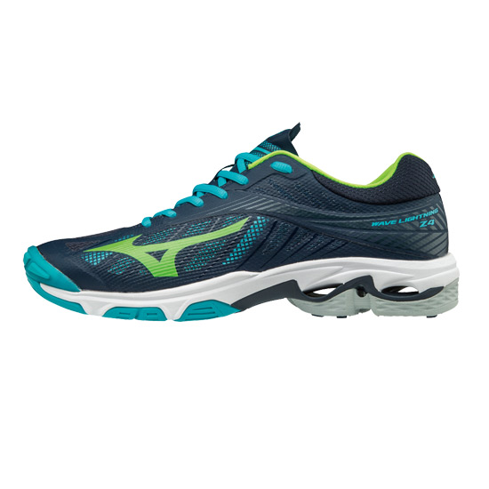 latest mizuno badminton shoes
