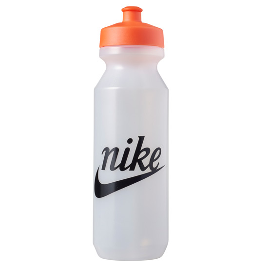 Nike Big Mouth 2.0 32oz Waterbottle (Clear-Orange)