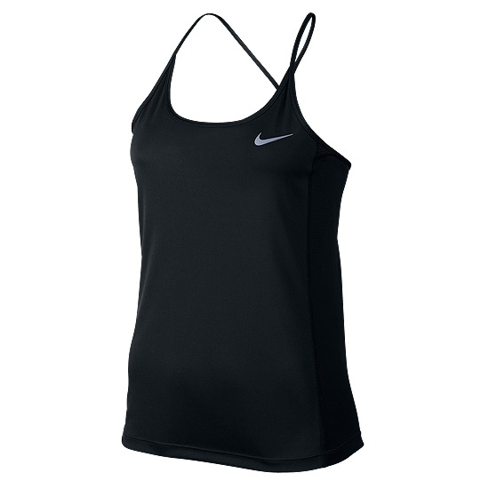 Nike Dri Fit Miler Womens Vest | Direct Badminton