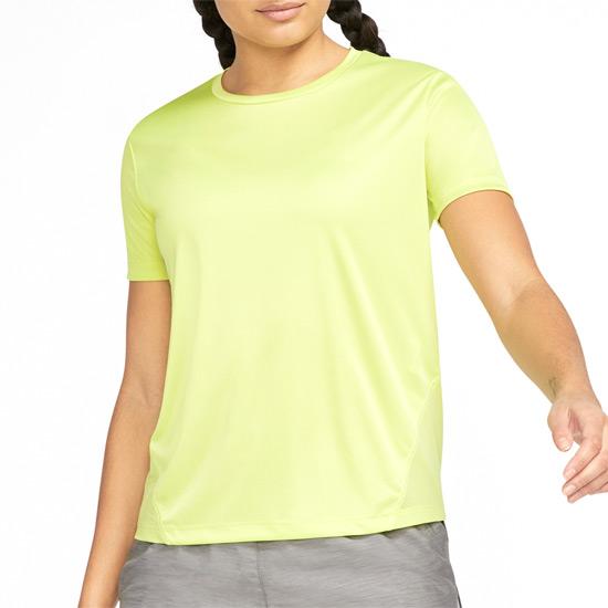 Nike Miler Womens T Shirt (Limelight) | Direct Badminton