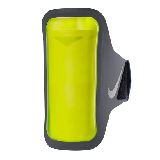 Nike Ventilated Arm Band (Volt)