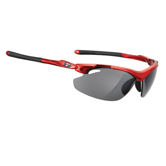 Tifosi Tyrant Glasses (Metallic Red)