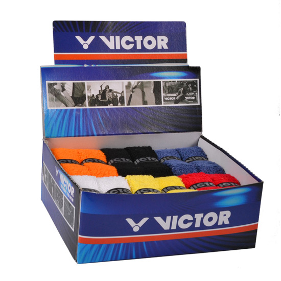 Victor Towel Grip (Box of 25) Assorted