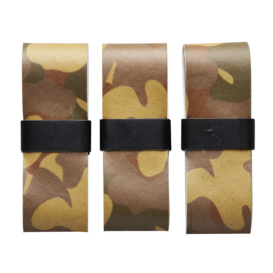 Wilson Camo Overgrip (Brown)