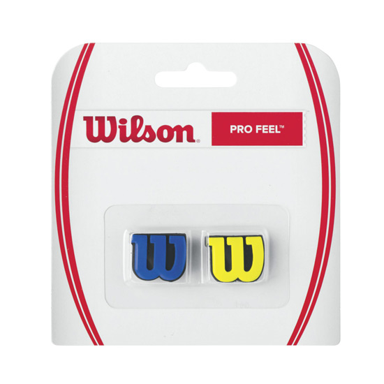Wilson Pro Feel Dampeners (Blue-Yellow)