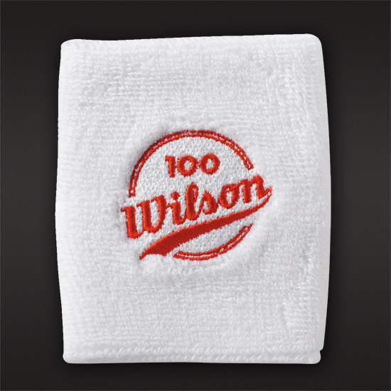 Wilson 100 Year Edition Double Wristband