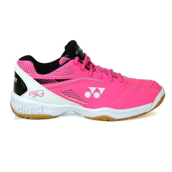 Womens Badminton Shoes (Pink) | Yonex