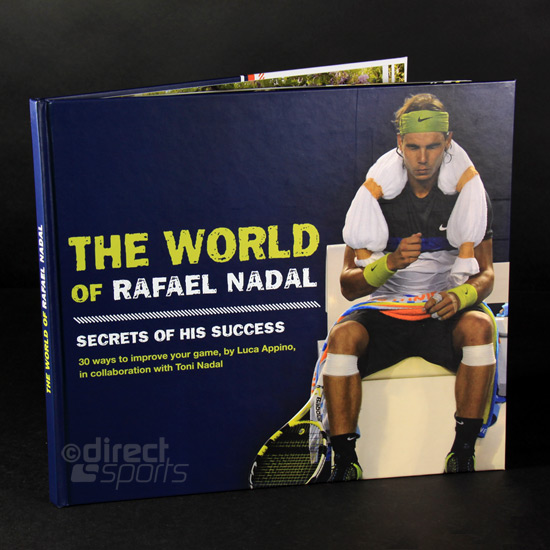 The World Of Rafael Nadal Book