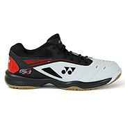 051db8b01c8 Yonex Power Cushion 65R 2 Mens Badminton Shoe (White-Black)