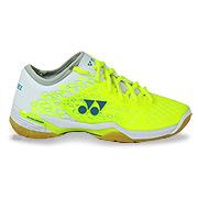 reputable site d344b d9675 Yonex Power Cushion 03ZL Womens Badminton Shoes (Yellow)