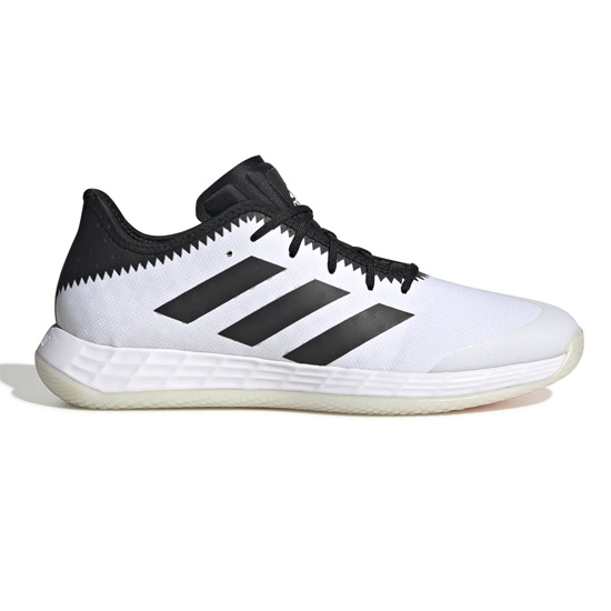 Adidas Adizero Fastcourt Indoor Court Shoes (Cloud White)