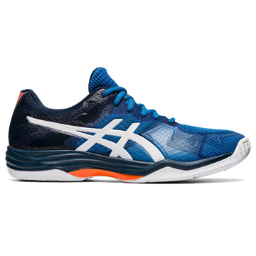 Asics Gel Tactic Mens Court Shoes (Reborn Blue-White)
