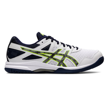 Asics Gel Task 2 Mens Court Shoes (White-Black)