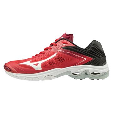 mizuno men's wave lightning z5 indoor court shoe pattern dress