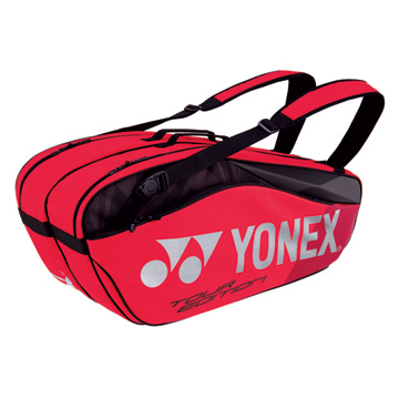Yonex 9826 Pro 6 Racket Bag (Flame Red)