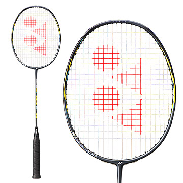 Yonex Nanoflare 800 LT Badminton Racket (Black-Ice Blue)
