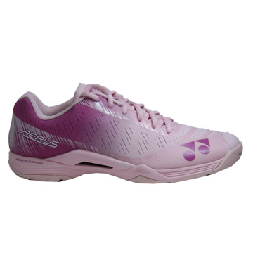 Yonex Power Cushion Aerus Z Womens Badminton Shoes (Pastel Pink)